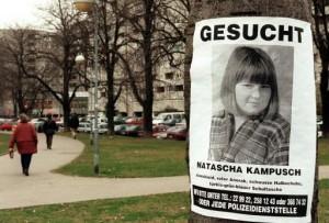 Natascha Kampusch gesucht