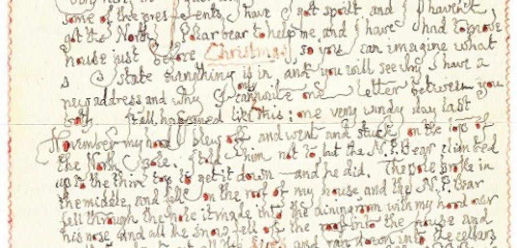 Le Lettere Di Babbo Natale.Le Lettere Di Babbo Natale Apocrifo Ad Opera Di J R R Tolkien