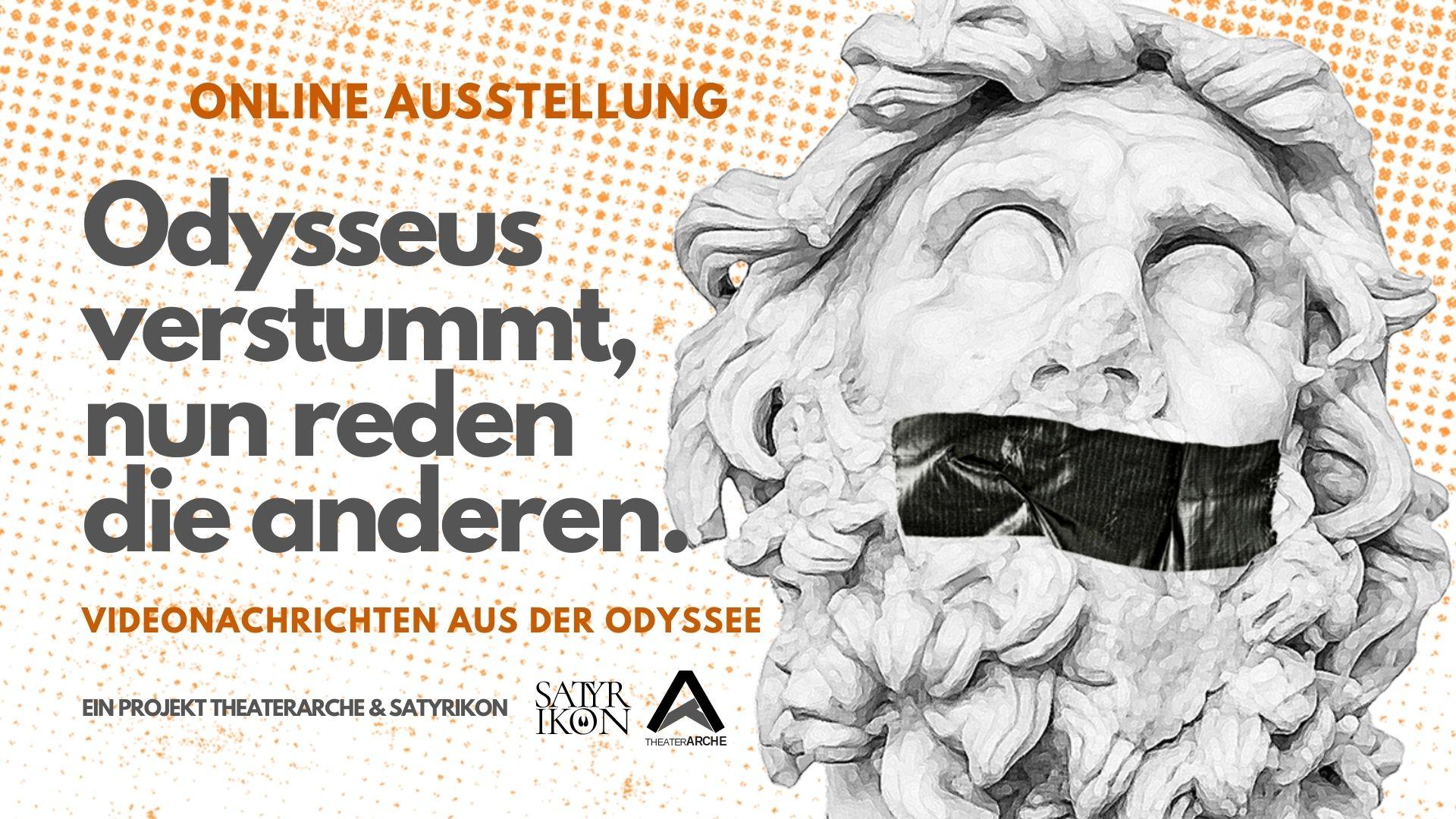 Odysseus verstummt · Online Exhibit